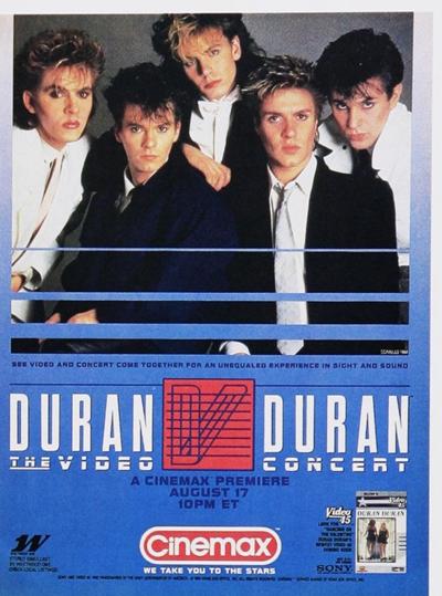 Duran Duran Video